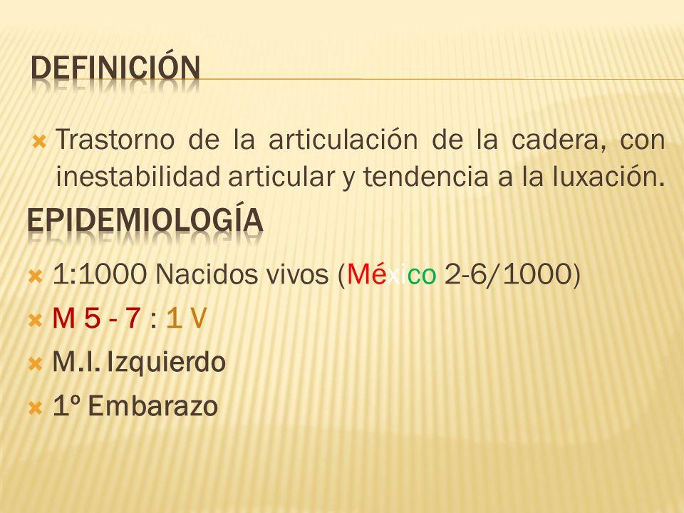 Definición Epidemiología