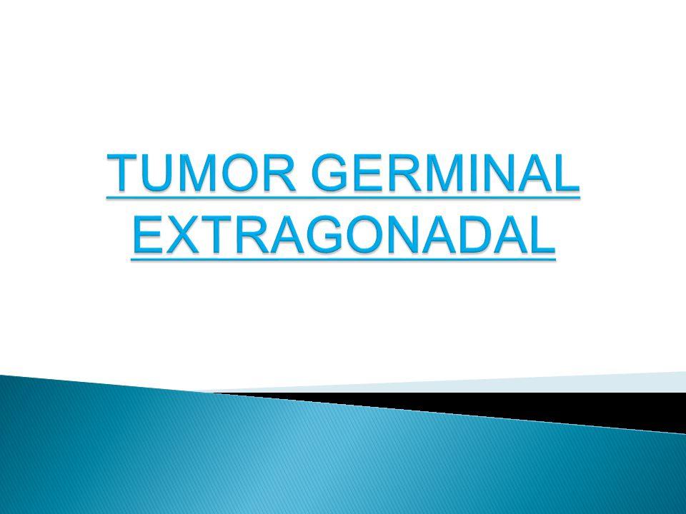 TUMOR GERMINAL EXTRAGONADAL