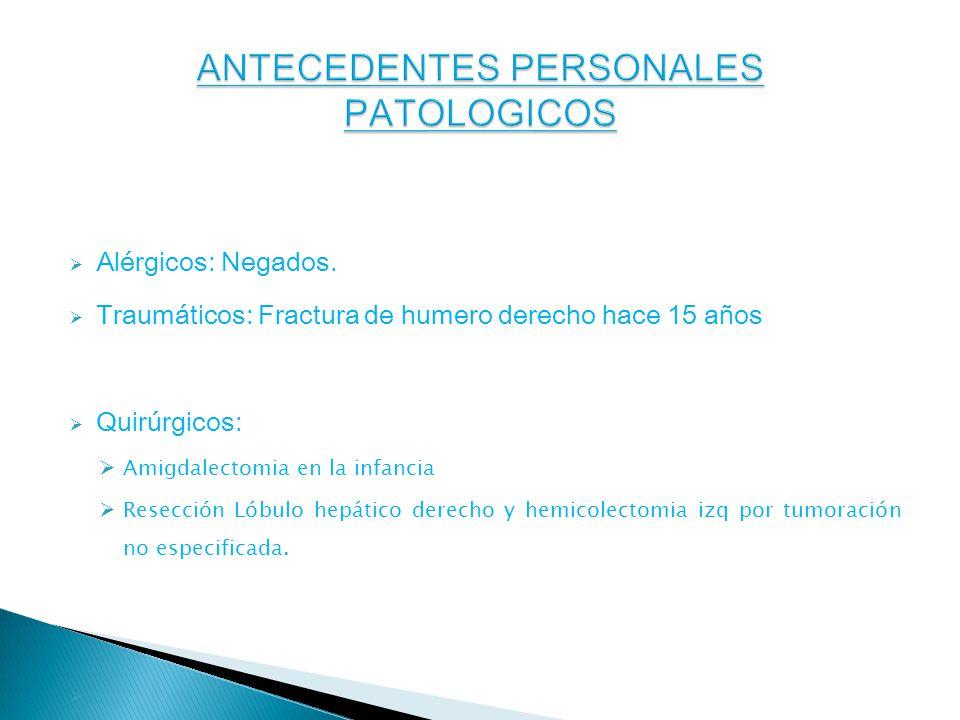 ANTECEDENTES PERSONALES PATOLOGICOS