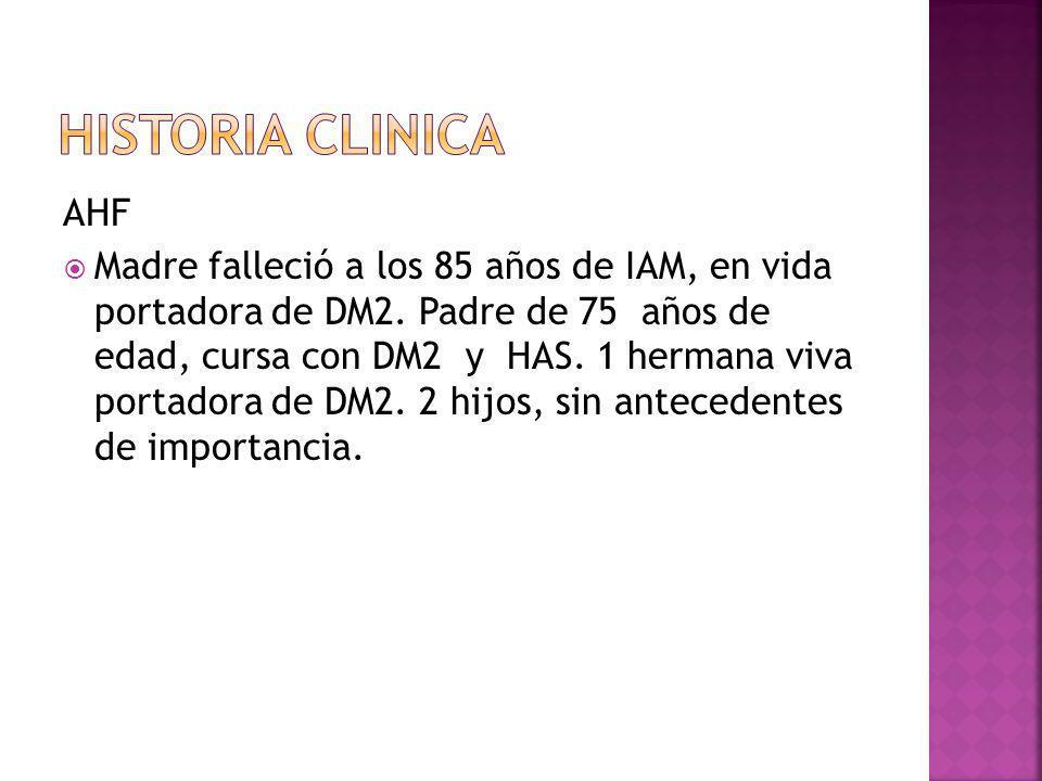 HISTORIA CLINICA AHF.