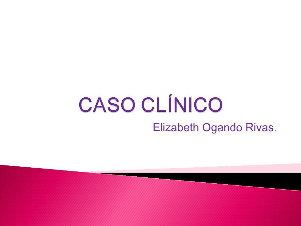 Elizabeth Ogando Rivas.