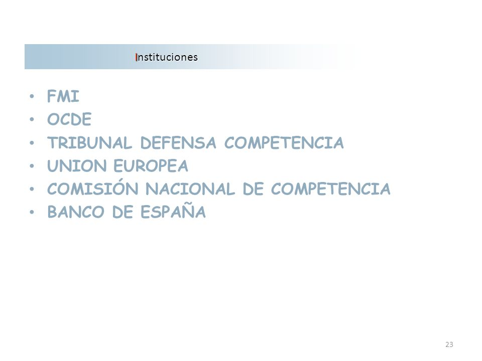 TRIBUNAL DEFENSA COMPETENCIA UNION EUROPEA