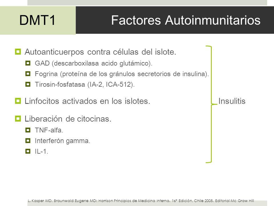 Factores Autoinmunitarios