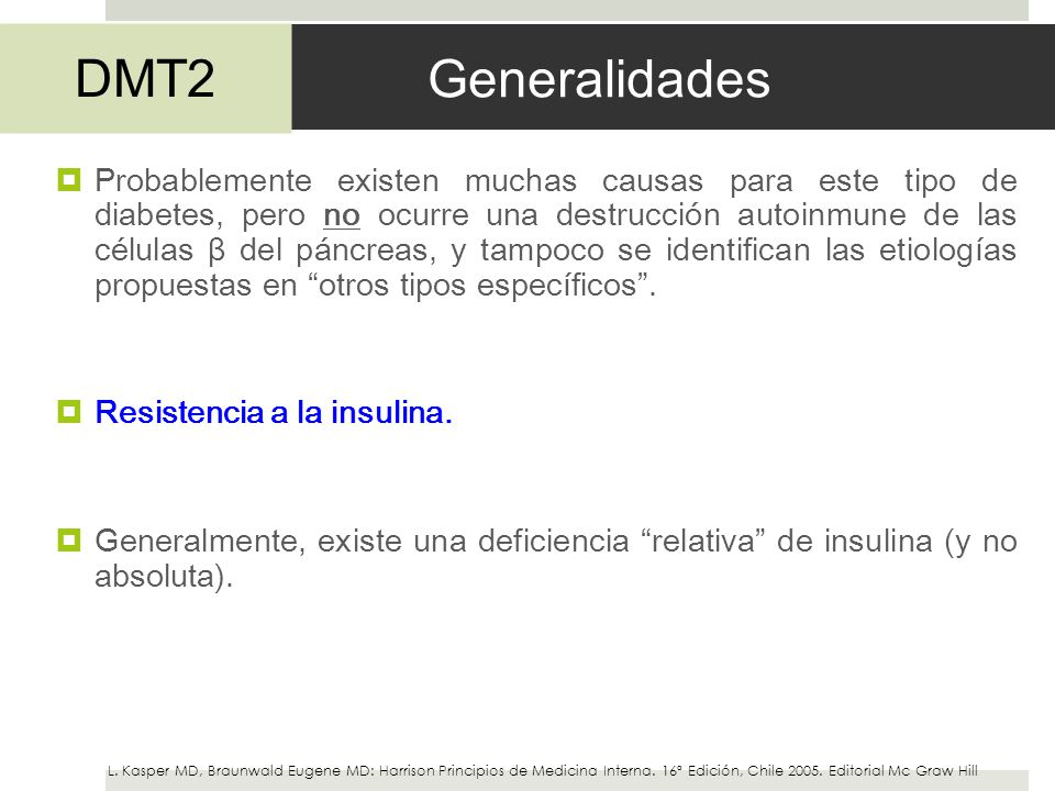 Generalidades DMT2.