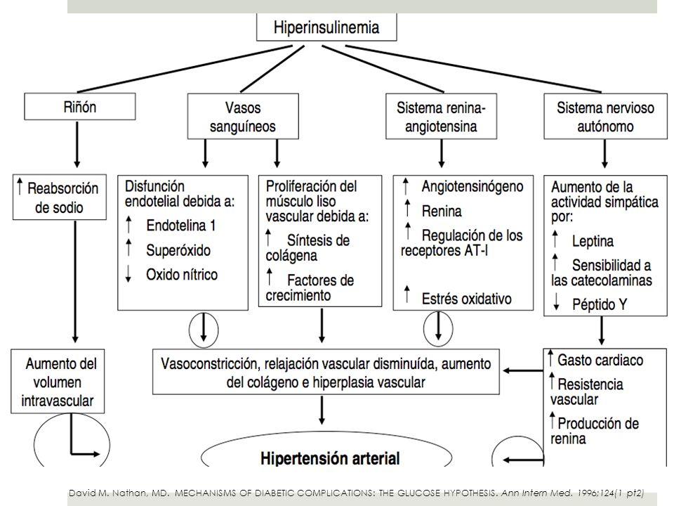Nefropatía Complicaciones