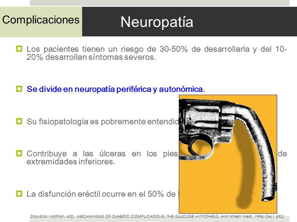Neuropatía Complicaciones