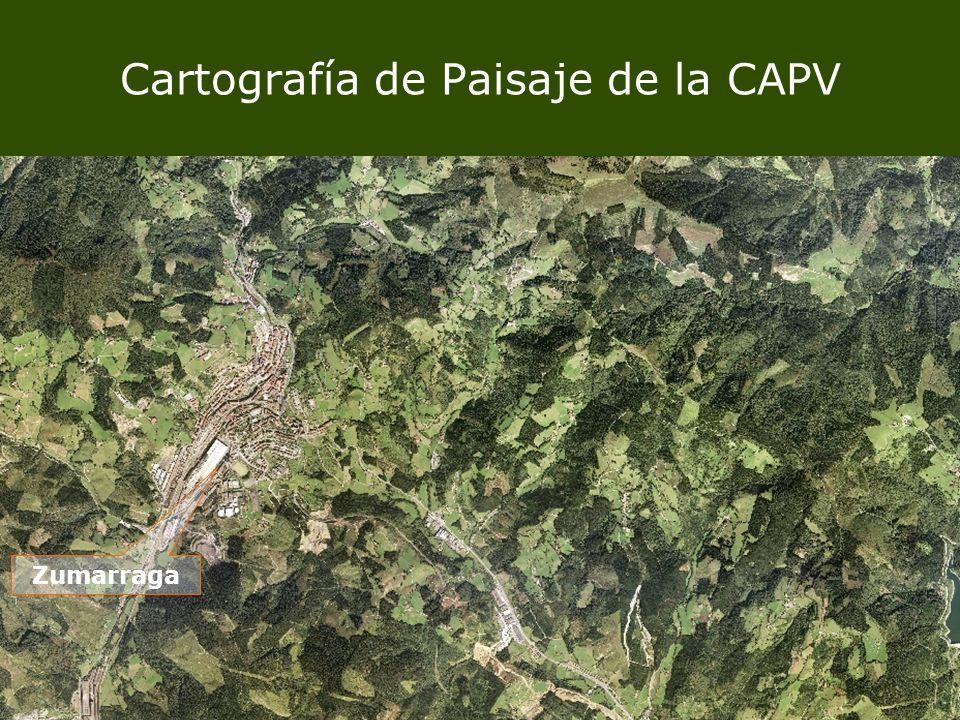 Cartografía de Paisaje de la CAPV
