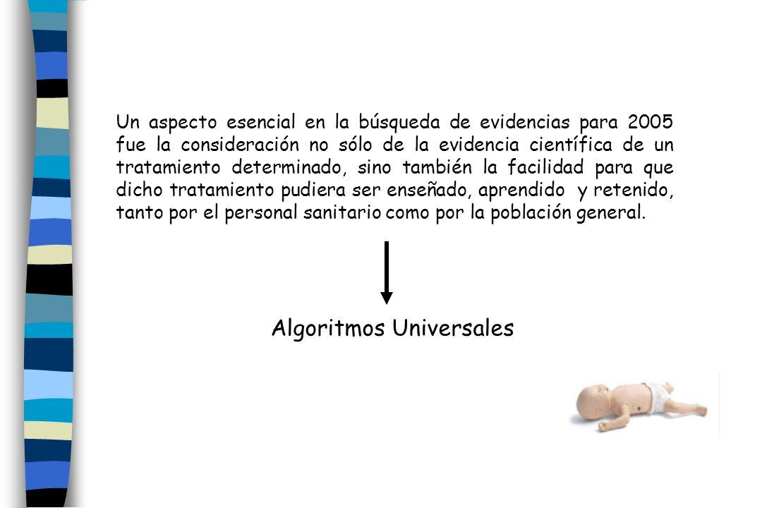 Algoritmos Universales