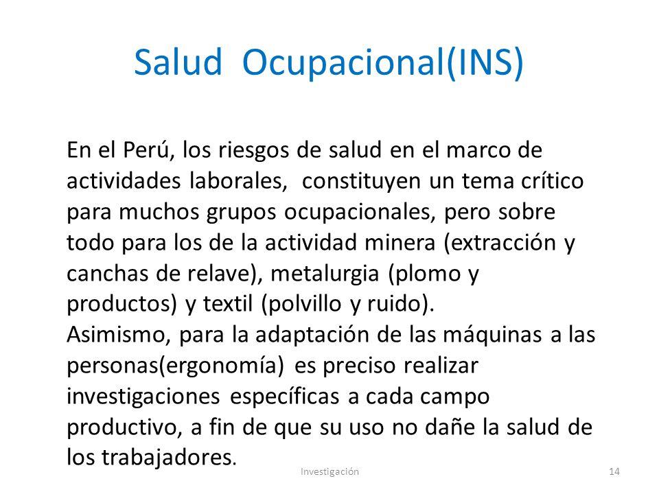 Salud Ocupacional(INS)