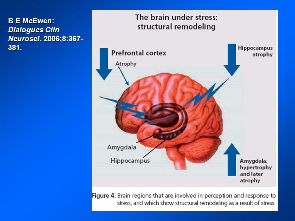 B E McEwen: Dialogues Clin Neurosci. 2006;8:367-381.