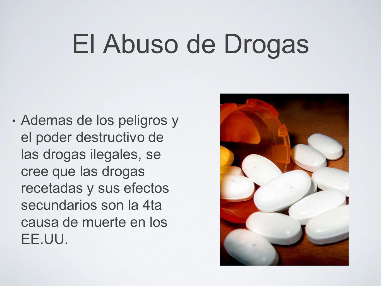 El Abuso de Drogas