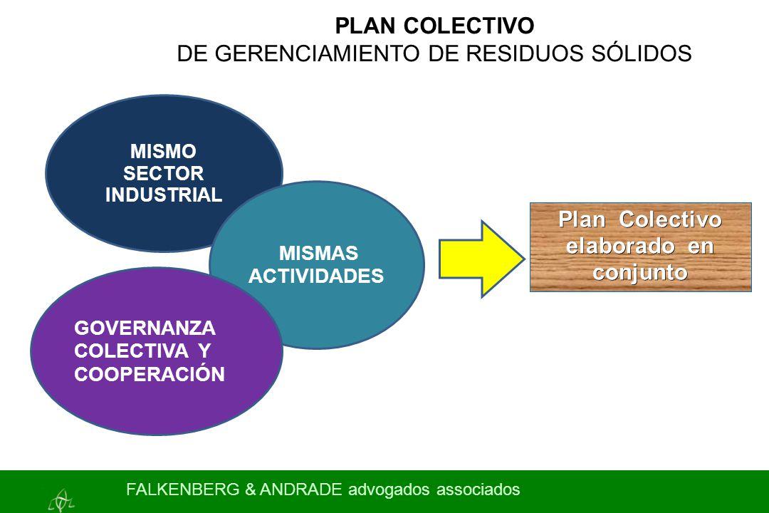 MISMO SECTOR INDUSTRIAL Plan Colectivo elaborado en conjunto