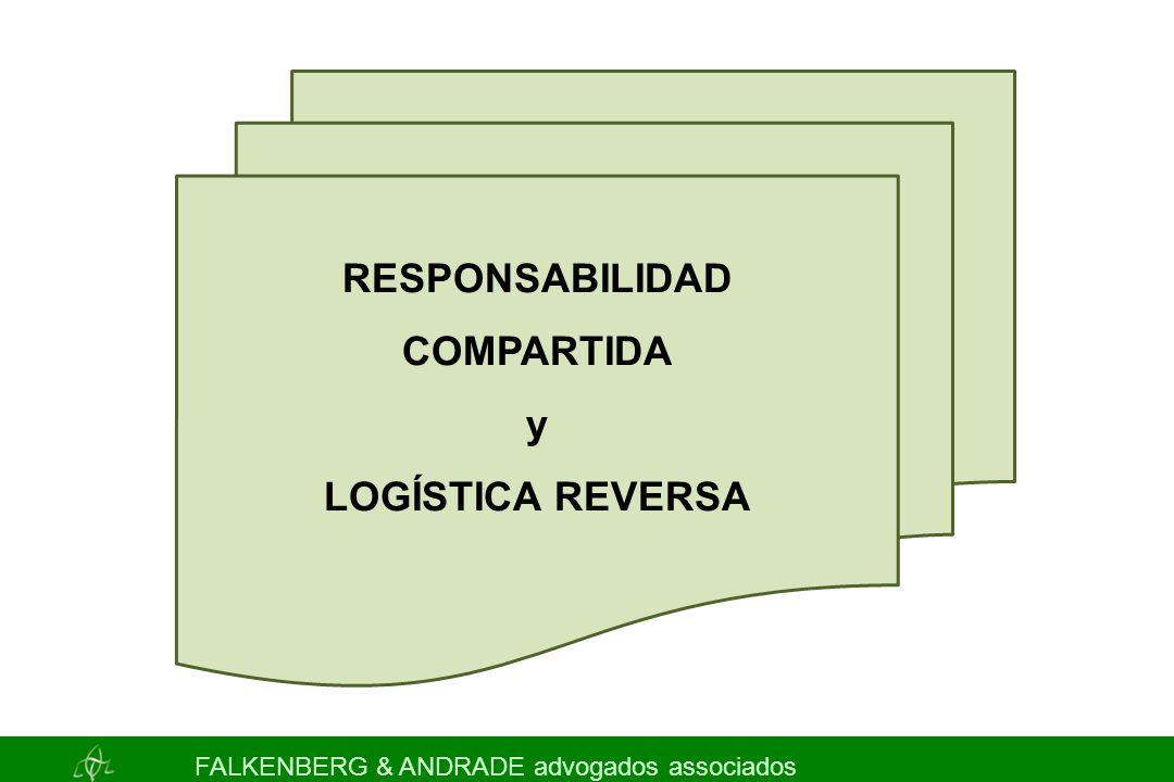 RESPONSABILIDAD COMPARTIDA y LOGÍSTICA REVERSA