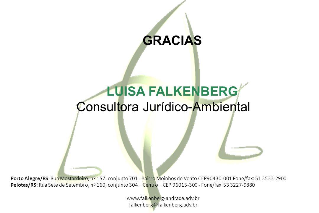 LUISA FALKENBERG Consultora Jurídico-Ambiental