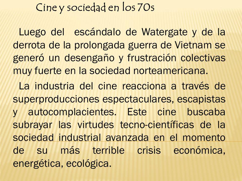 Cine y sociedad en los 70s