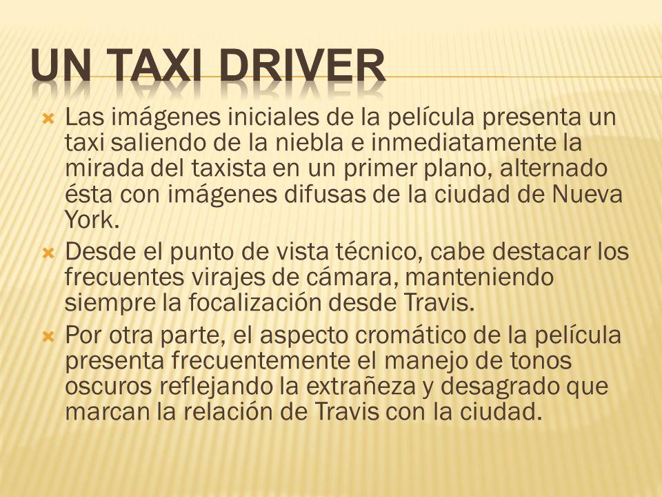 Un taxi driver