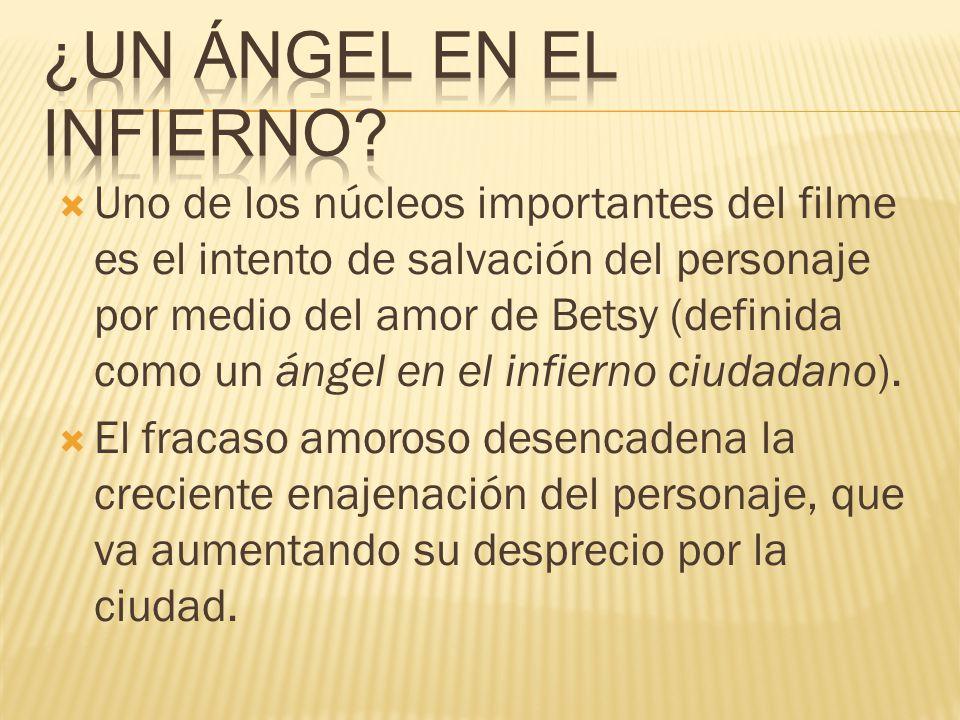 ¿Un ángel en el Infierno