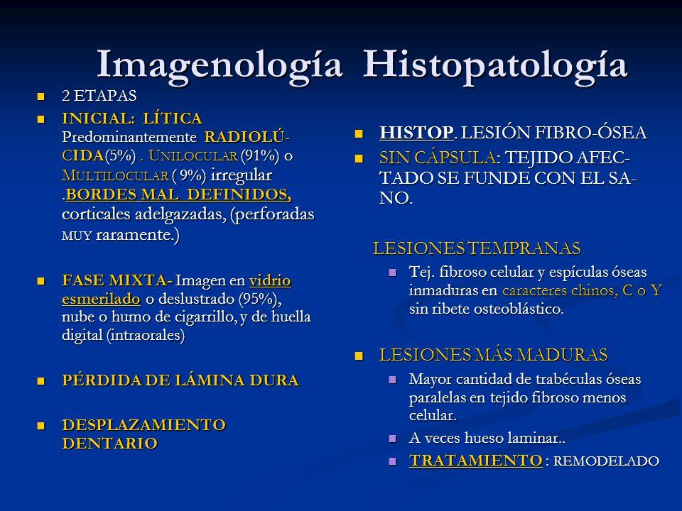 Imagenología Histopatología