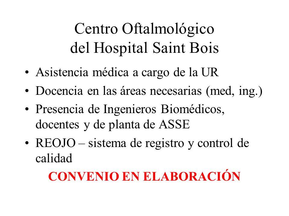 Centro Oftalmológico del Hospital Saint Bois