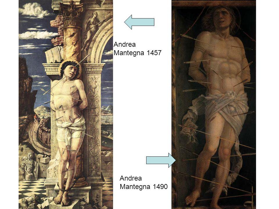 Andrea Mantegna 1457 Andrea Mantegna 1490