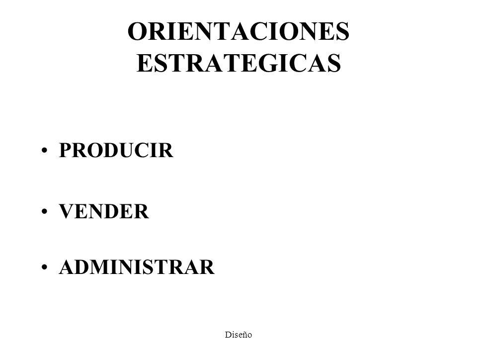 ORIENTACIONES ESTRATEGICAS
