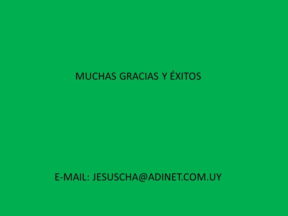 E-MAIL: JESUSCHA@ADINET.COM.UY