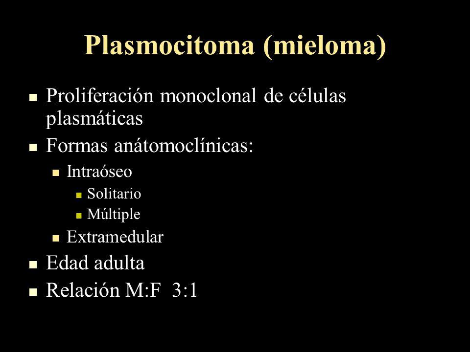 Plasmocitoma (mieloma)