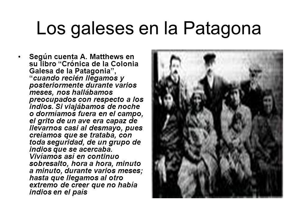 Los galeses en la Patagona