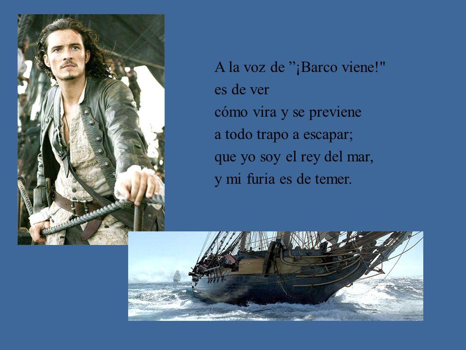 A la voz de ¡Barco viene!