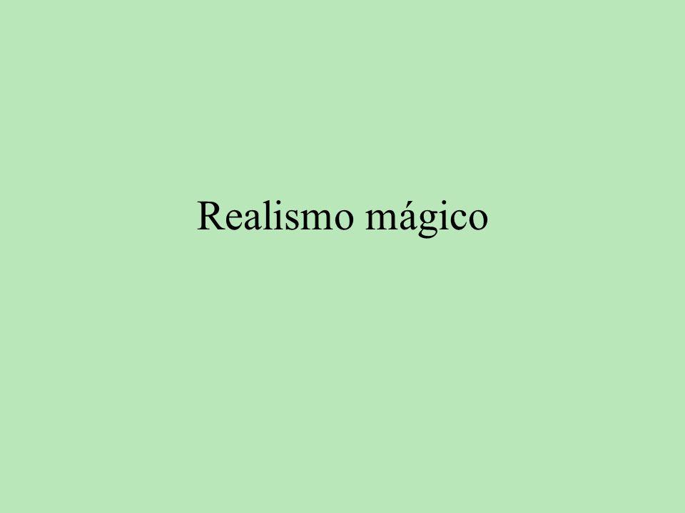Realismo mágico