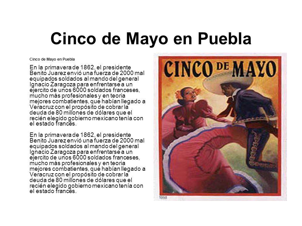 Cinco de Mayo en Puebla