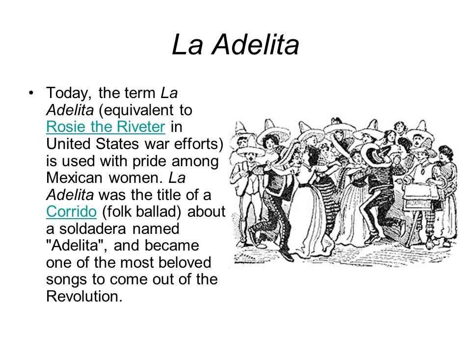 La Adelita