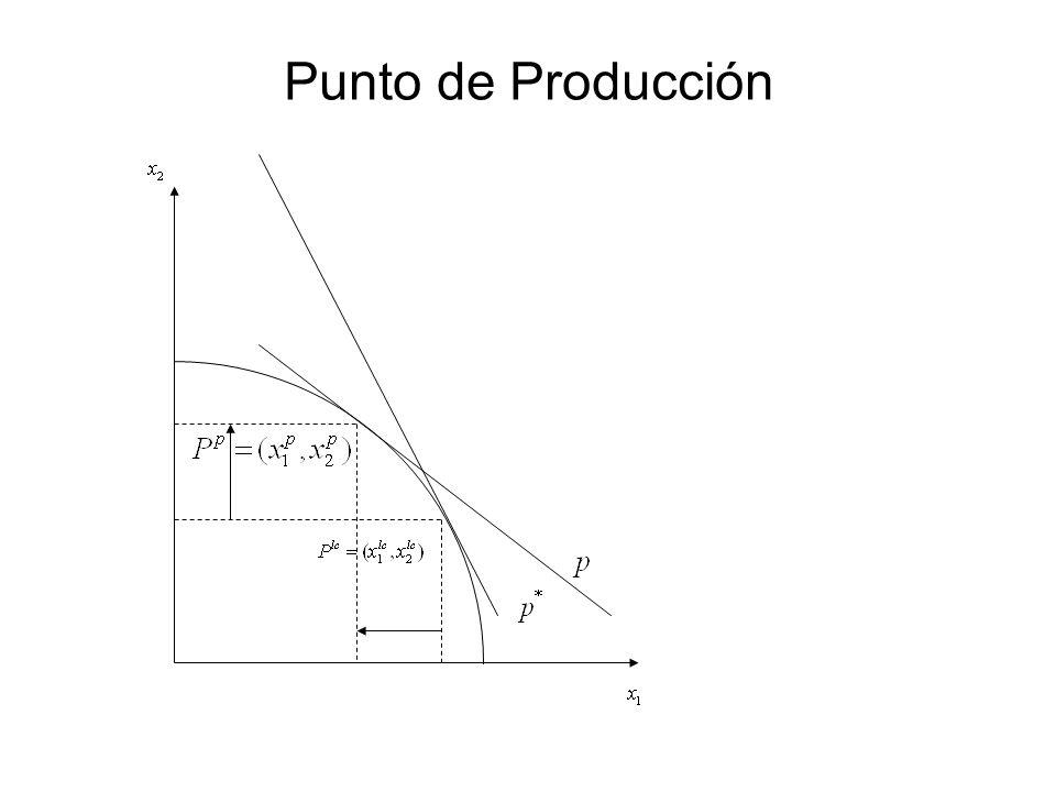Punto de Producción