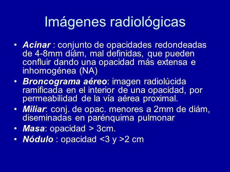 Imágenes radiológicas
