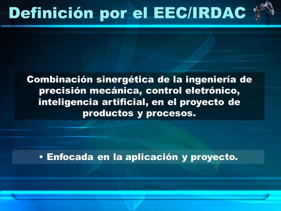 Definición por el EEC/IRDAC