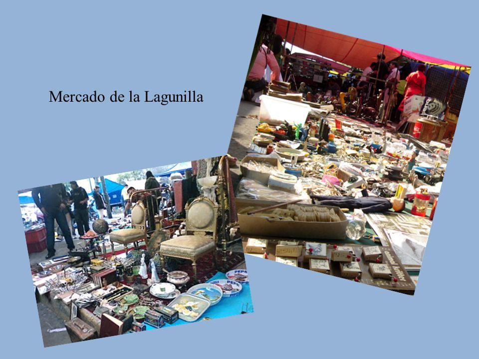 Mercado de la Lagunilla