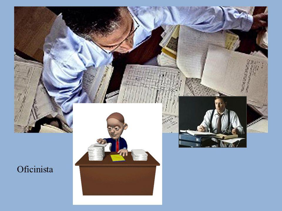 Oficinista
