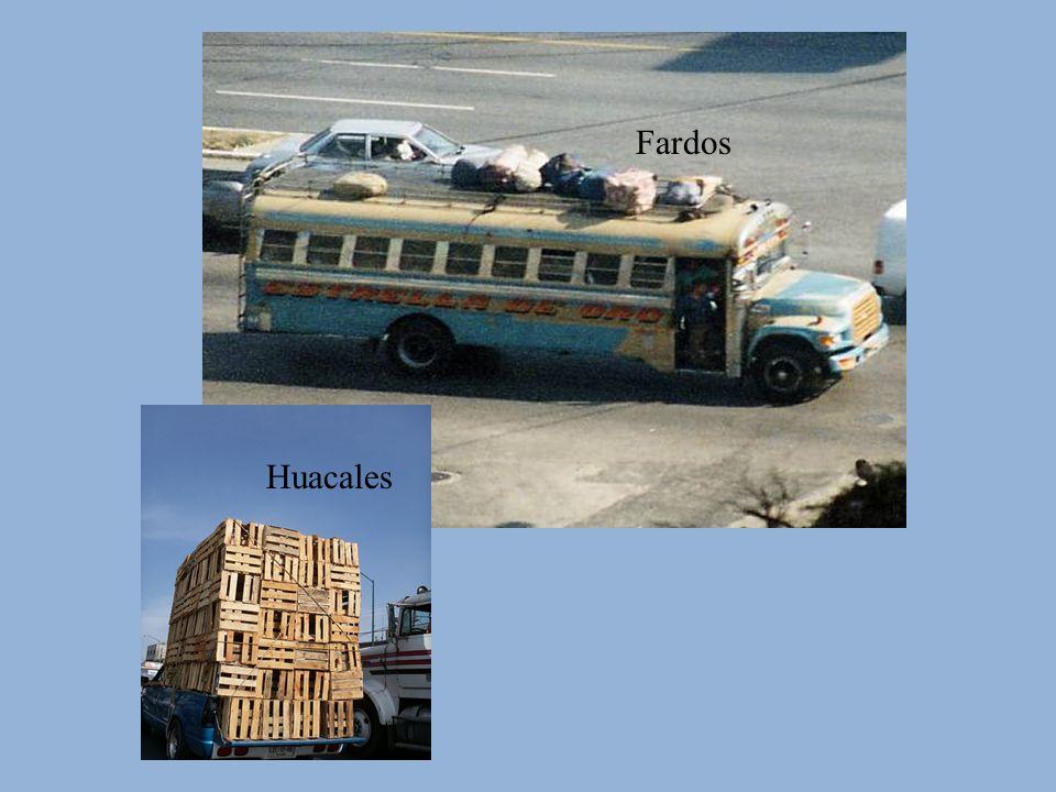 Fardos Huacales