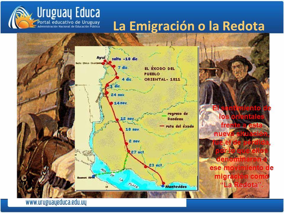 La Emigración o la Redota