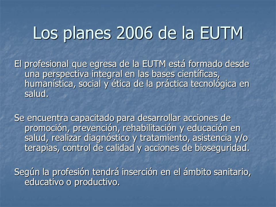 Los planes 2006 de la EUTM