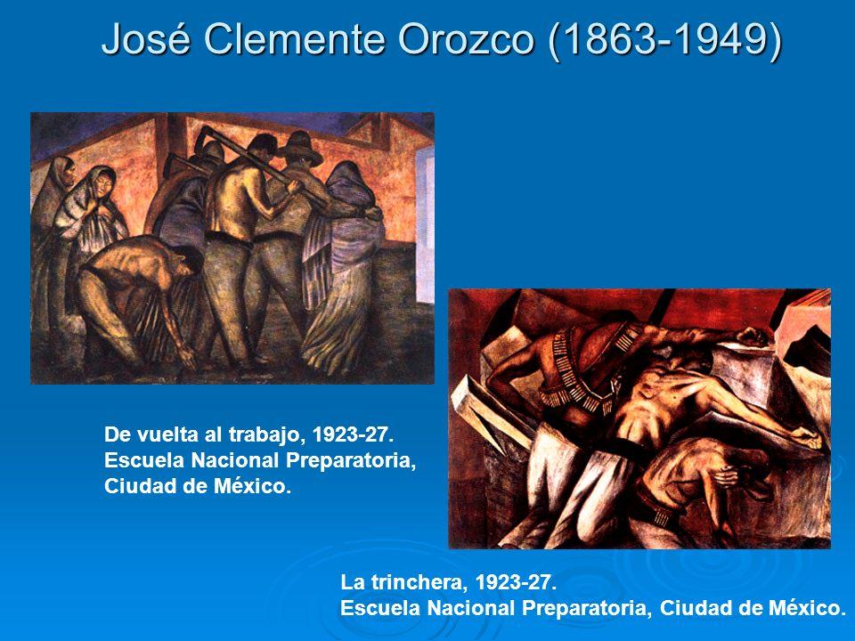 José Clemente Orozco (1863-1949)