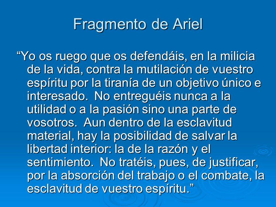 Fragmento de Ariel