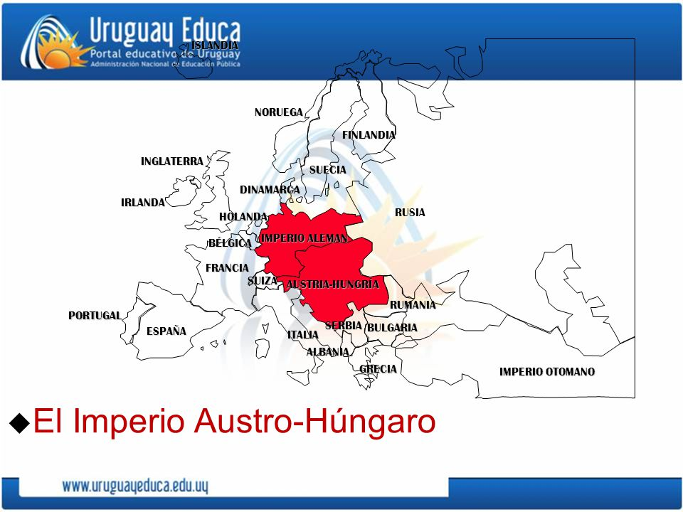 El Imperio Austro-Húngaro