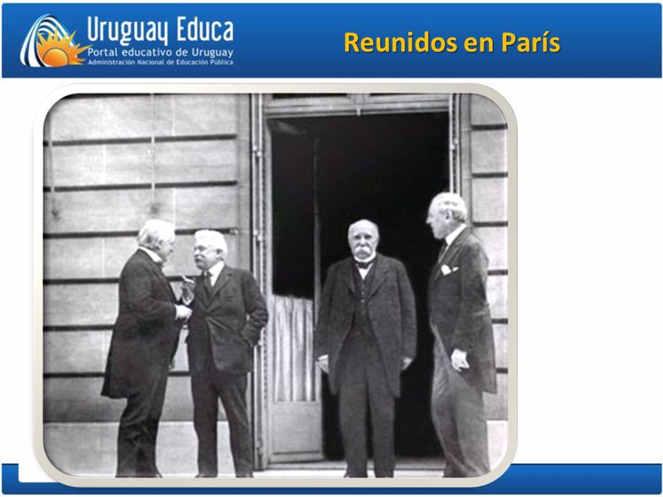 Reunidos en París