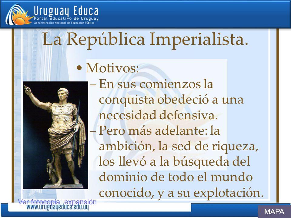 La República Imperialista.