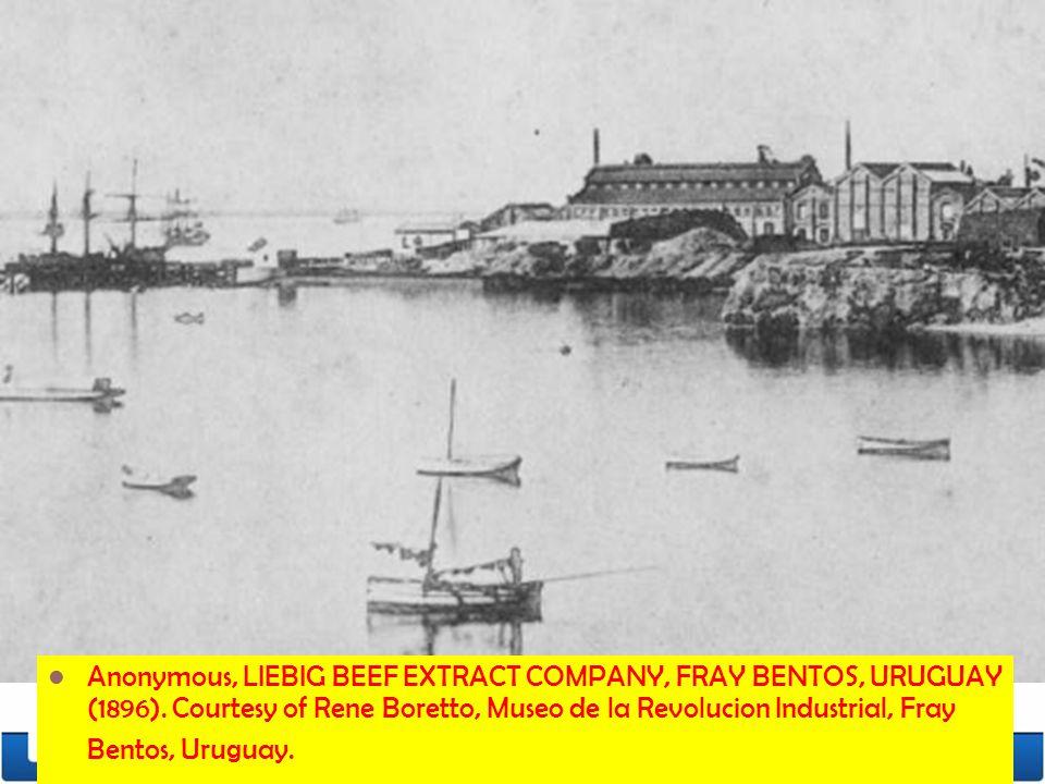 Anonymous, LIEBIG BEEF EXTRACT COMPANY, FRAY BENTOS, URUGUAY (1896)