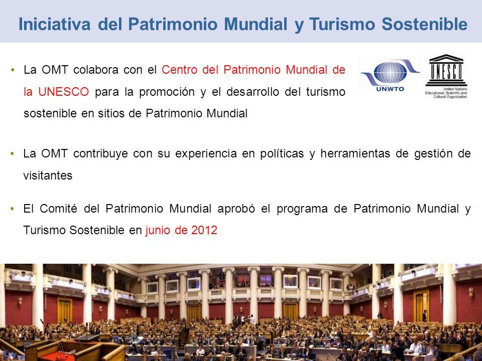 Iniciativa del Patrimonio Mundial y Turismo Sostenible
