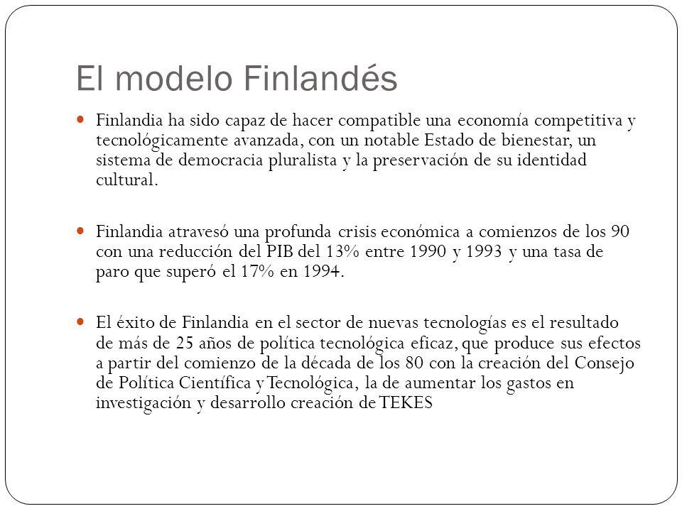 El modelo Finlandés