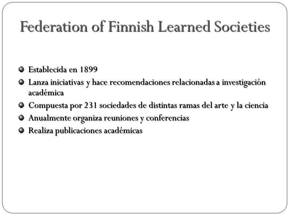 Federation of Finnish Learned Societies