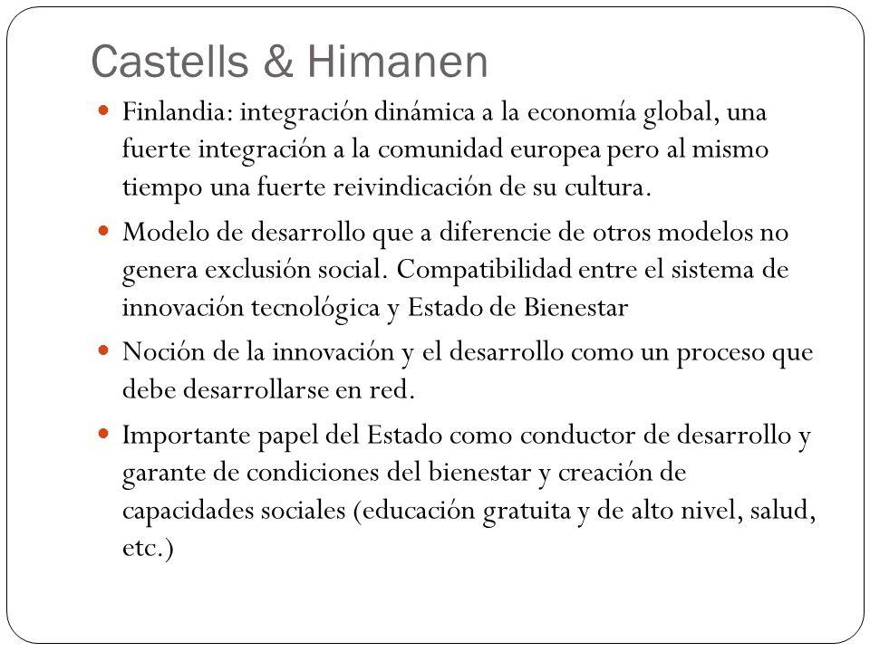 Castells & Himanen